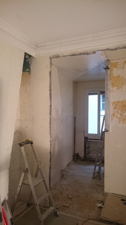 RENOVATION APPARTEMENT 18