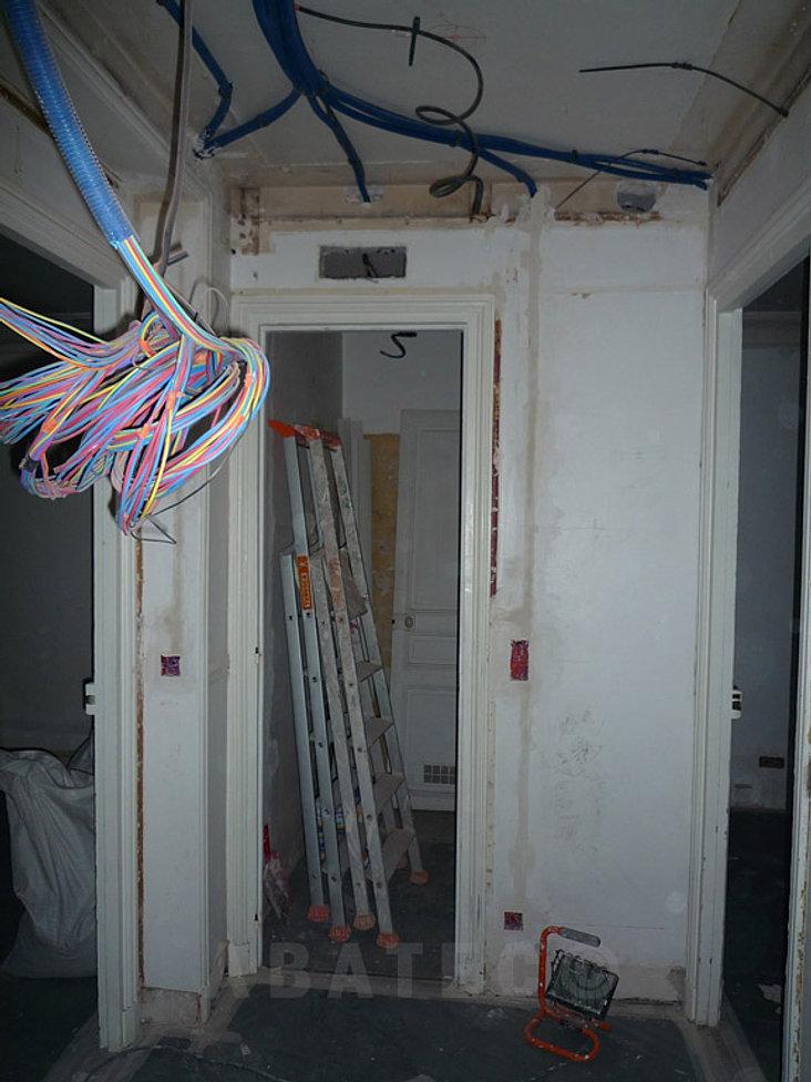 prix moyen au m2 d 39 une renovation d 39 appartement ancien. Black Bedroom Furniture Sets. Home Design Ideas