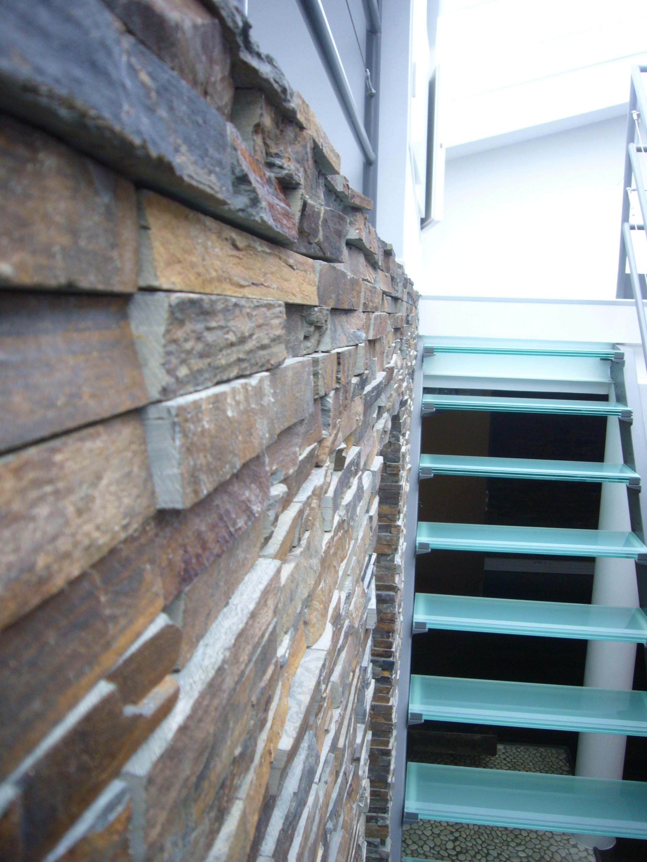 renovation loft mur