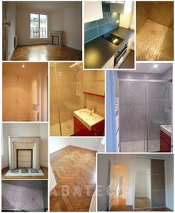 restauration d'appartement