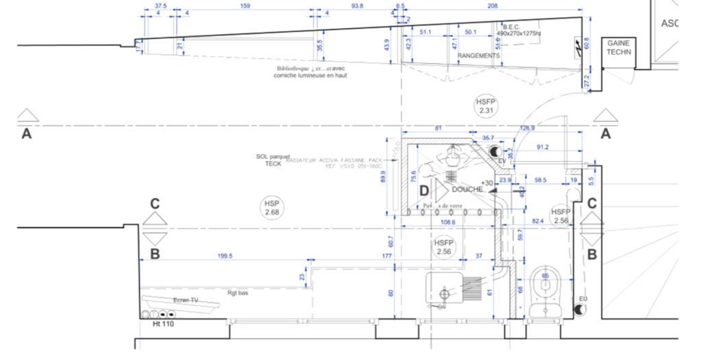 plan renovation studio