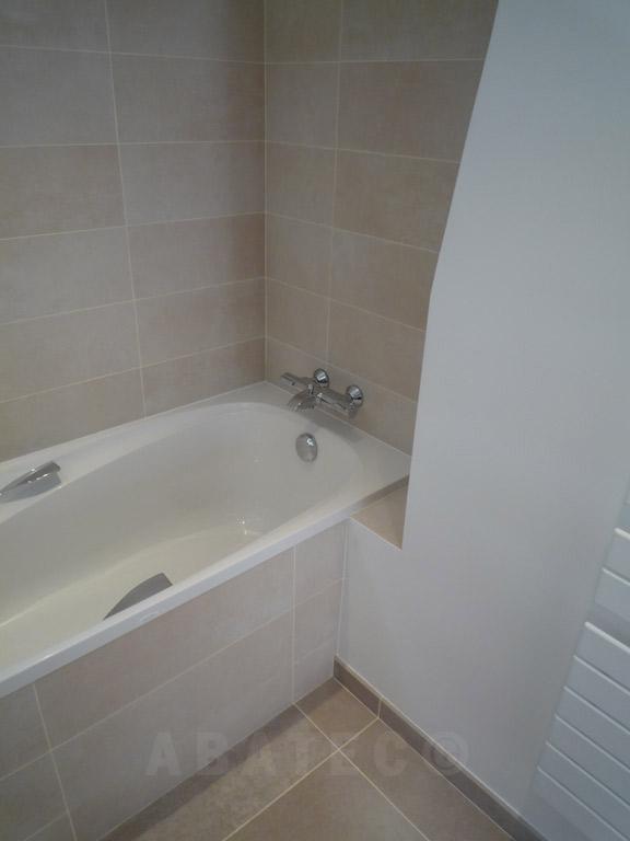 raccordement baignoire salle de bain