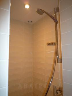 renovation : salle de bain studio