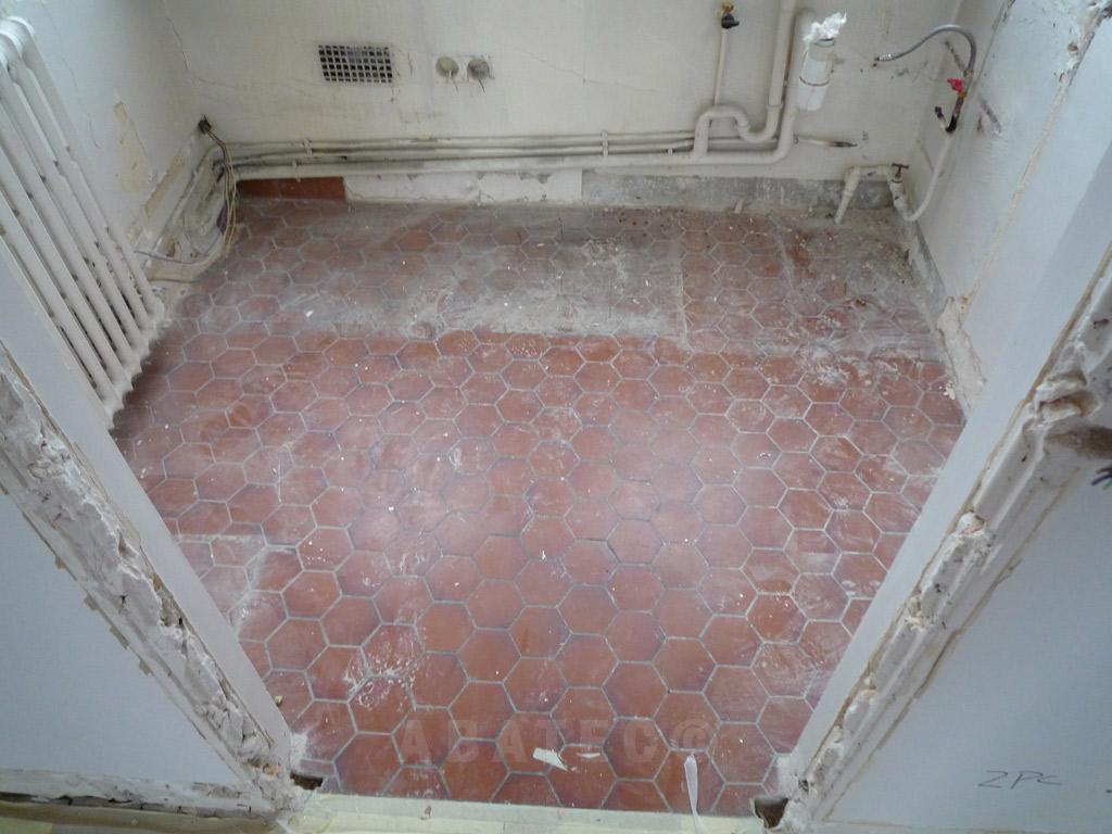 Maçon : renovation carrelage