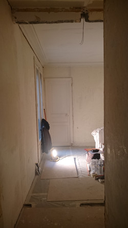 RENOVATION APPARTEMENT 15