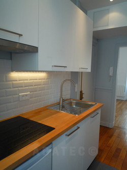 travaux : renovation appartement