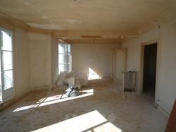 rénovation appartement : démolition