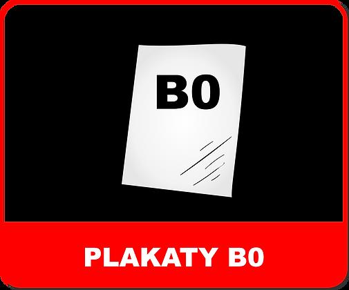 PLAKATY B0