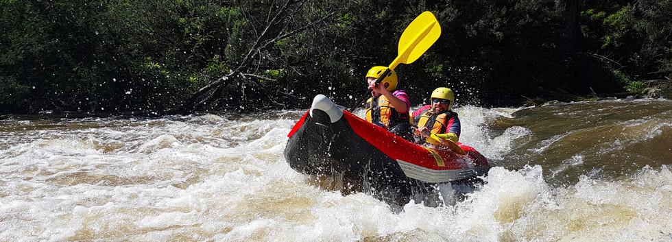 Whitewater kayaking Melbourne