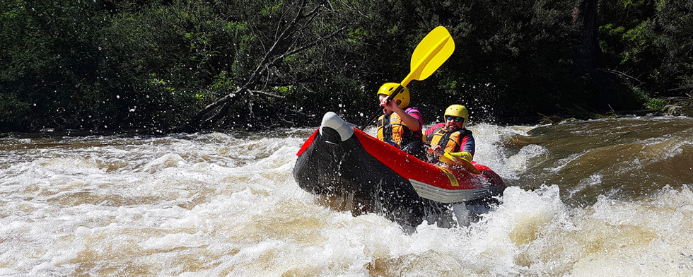 Whitewater kayaking Melbourne