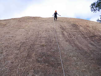 CLIMB AND ABSEIL DAY