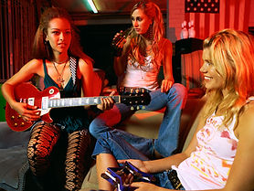 Mädchen-Band