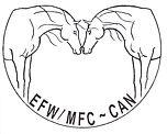 Logo de Membre et certification de MFC/CAN Mieux-Etre Facilité par le Cheval/Canada.