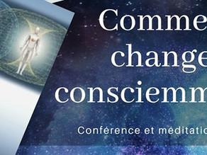 """Les 5 étapes sur """"Comment changer consciemment ?"""""""