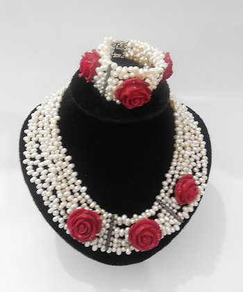 JPP Freshwater Pearls Necklace