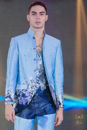 JPP Blue Suit