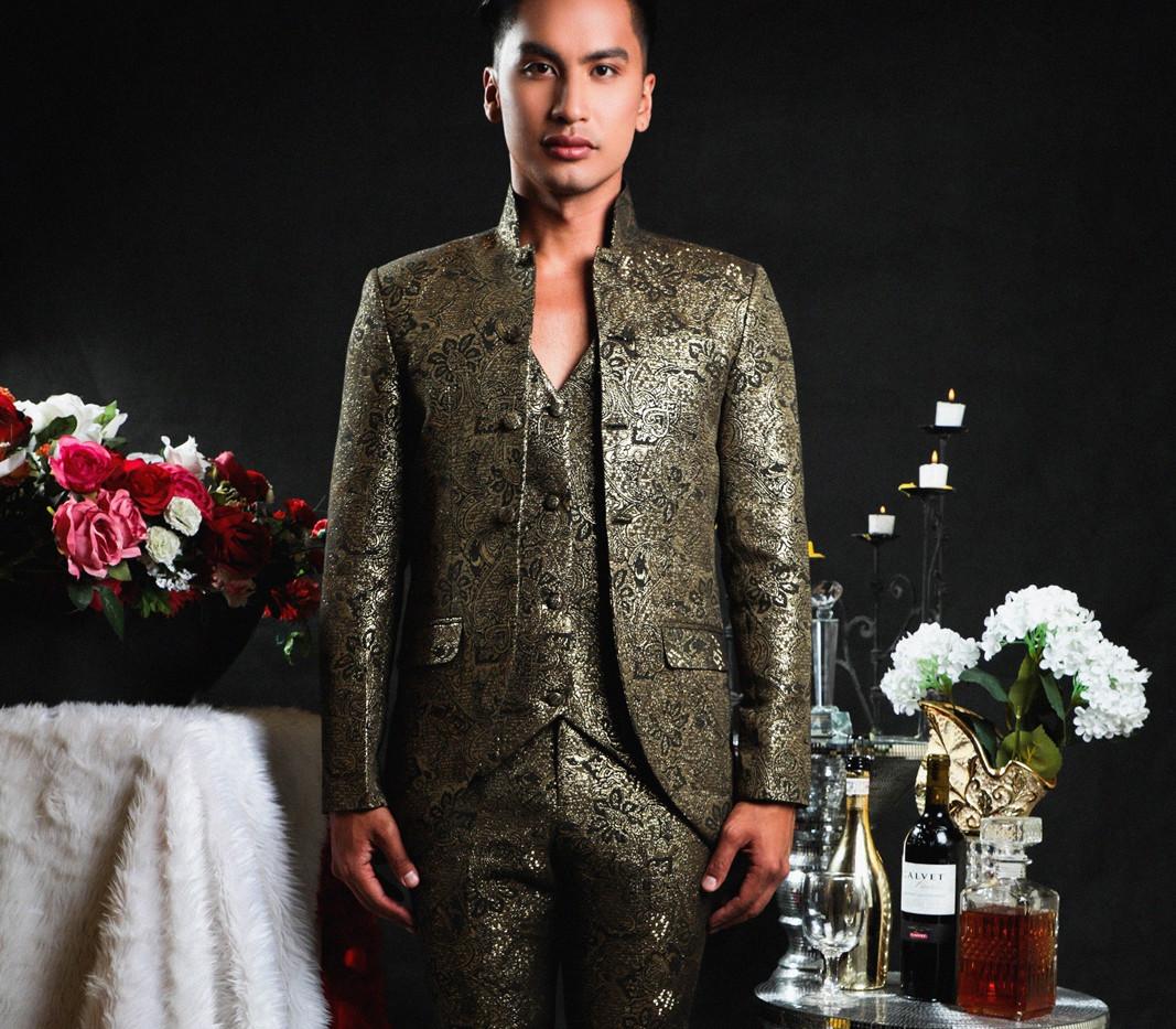 JPP Gold Suit