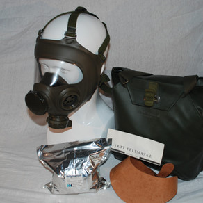 Helly Hansen Gas mask - Model LFD