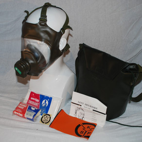 Helly Hansen Gas mask - Model IMB