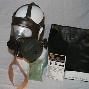 Helly Hansen Gas mask - Model LFC