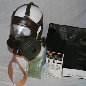 Helly Hansen Gas mask - Model LFC