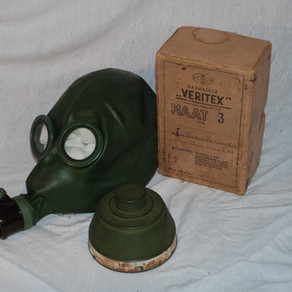 Norwegian Imported -  Dutch Veritex Gas mask