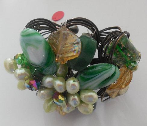 JPP Wire cuff bracelet #26