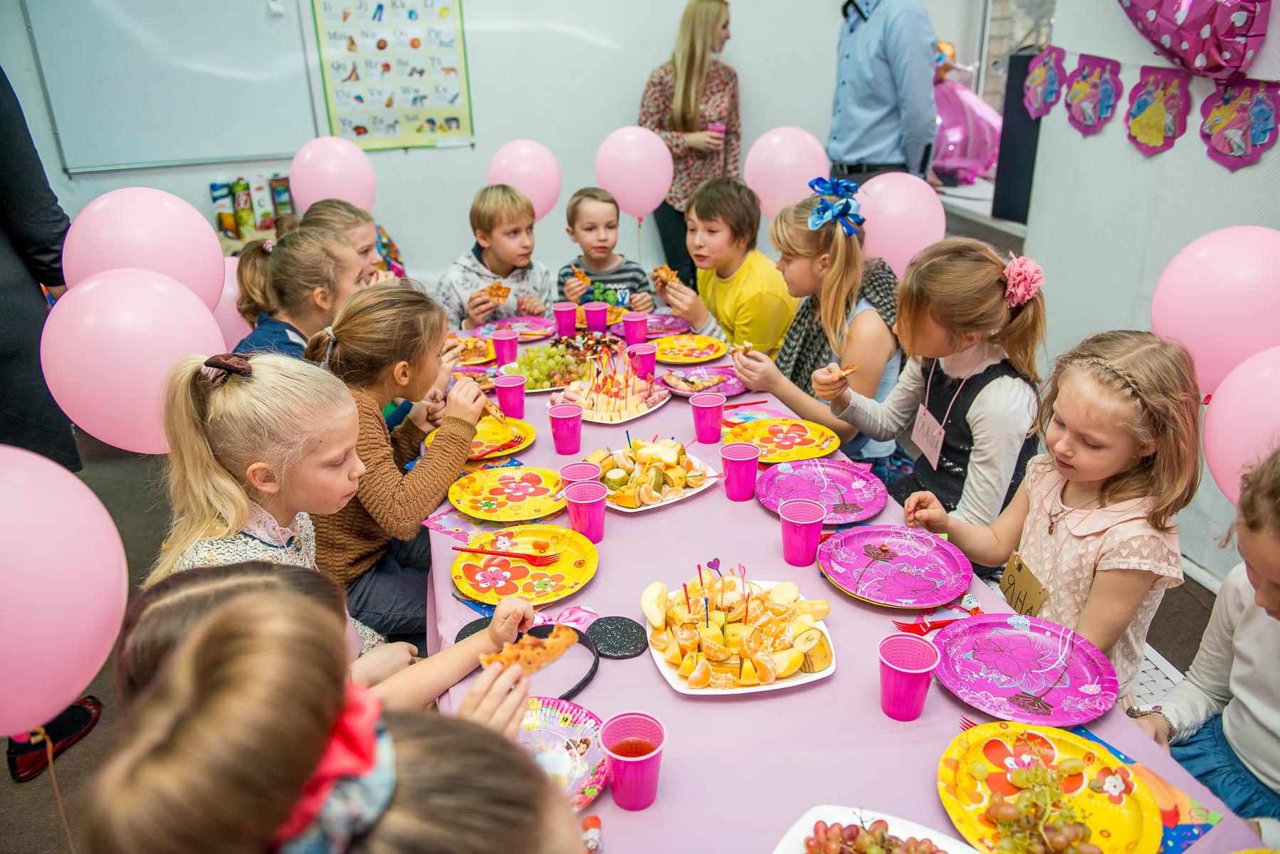 День рождения на Первомайской