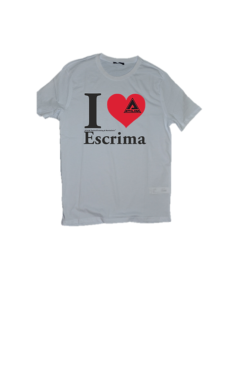 ATILIM Graphic Tee_I Love Escrima