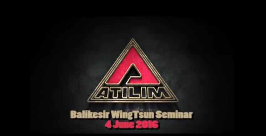 ATILIM WingTsun_BAlikesirSeminar