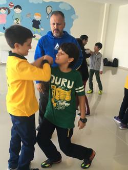 ATILIM Kids WingTsun_Duru Koleji