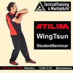 Amstelveen ATILIM StudentSeminar Postponed