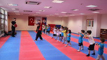 How ATILIM KIDS WingTsun Teaches Kids Never to Quit