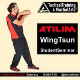 ATILIM WingTsun StudentSeminar at Amstelveen