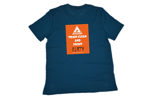 ATILIM Graphic Tee_FigthDirty