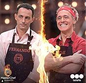 CAE vs Fernando Carlos