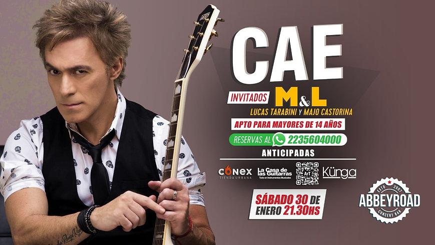 CAE MDQ