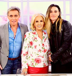 CAE & Mirtha Legrand
