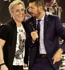 CAE & Marcelo Tinelli