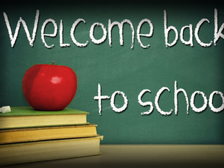 2021 New School Year Safety