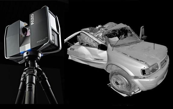 FARO 3D Scanner