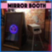 Mirror Booth Hire Melburne