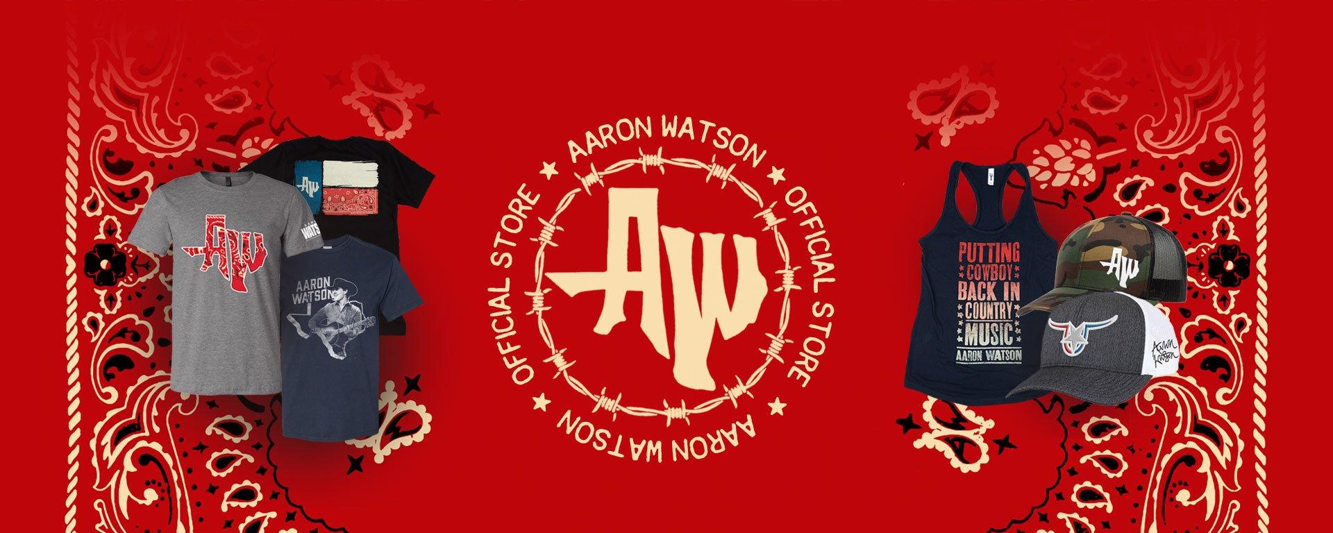 Aaron Watson Gear