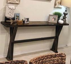 Custom Handmade Table