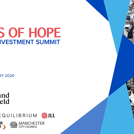 The Ripples of Hope Business & Investment Summit 2020