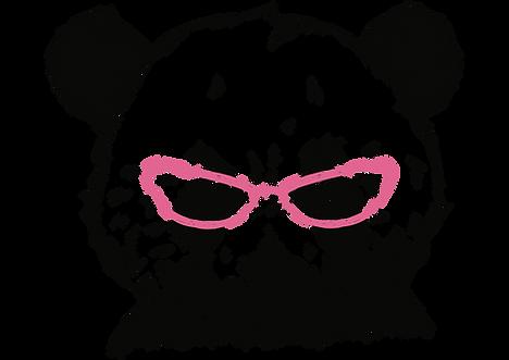 Pandabeer roze bril.png