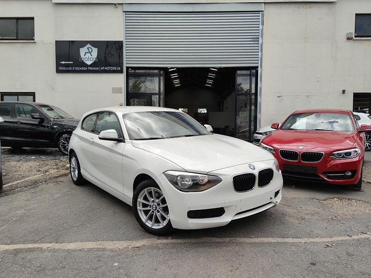 BMW SERIE 1 F21 3 PORTES (F21) 116D EXECUTIVE BVA8 3P