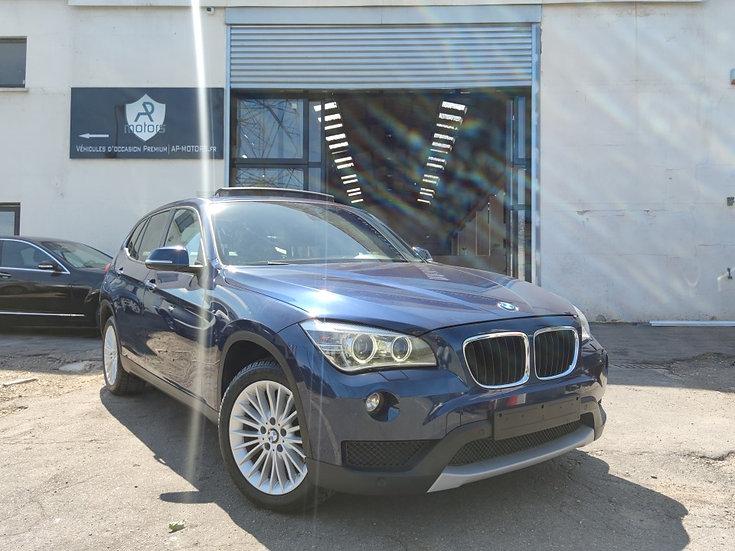 BMW X1 E84 (E84) (2) SDRIVE18DA 143 EXECUTIVE