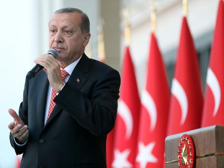 Erdoğan ABD'ye: Bu Nasıl Bir İttifak ?