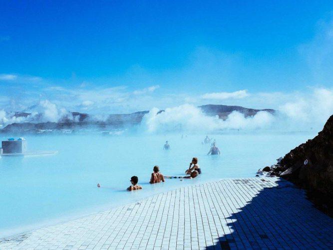 İzlanda Mavi Lagün: Cennetten Bir Köşe